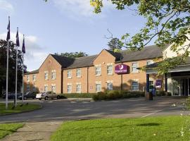 Premier Inn York North, Jork