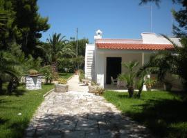 Villa Marina, Villanova