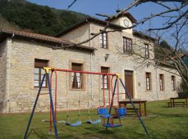 Apartamentos Rurales La Escuela, Buelles