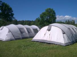 Camping Ostrov Malá Skála, Malá Skála