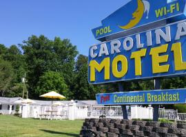 Carolina Motel, Franklin