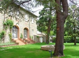 Villa Cassia di Baccano, 산기스티노발다르노