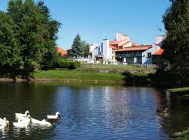 Hotel Cheribourg, Magog-Orford