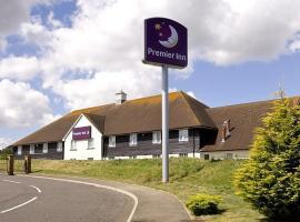 Premier Inn Whitstable, Whitstable