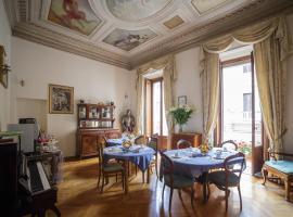Affreschi Su Roma Luxury B&B