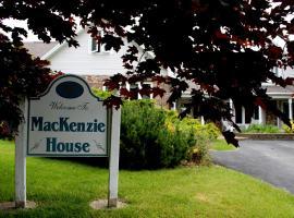 MacKenzie House Tourist Home B&B, Port Hawkesbury