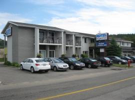 Motel de l'Anse a l'Eau, Tadoussac