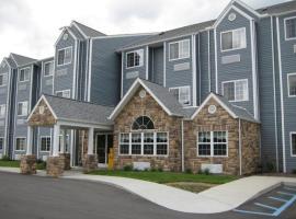 Microtel Inn & Suites by Wyndham Hazelton/Bruceton Mills, Hazelton
