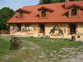 Kuldkaru Manor, Valaste