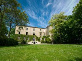 Château La Commanderie, Plaigne