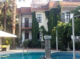 Erciyes Apart Hotel, فتحية