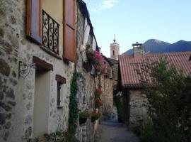 Gite Montagne Mercantour, Valdeblore