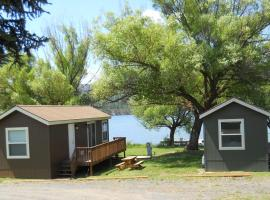 Willow Bay RV Resort & Marina, Nine Mile Falls