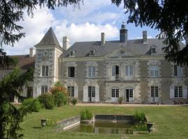 Château De La Noblaye, Lémeré