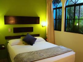 Villa del Angel Hotel, San Salvador