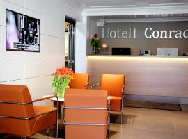 Hotell Conrad - Sweden Hotels, Karlskrona
