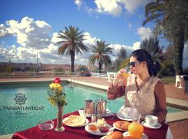 Hotel Transatlantique, Meknès