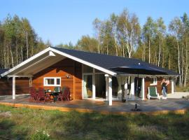 Three-Bedroom Holiday Home Grønningen with a Sauna 06, Østerby