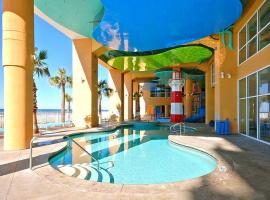 Splash Resort 3 by Panhandle Getaways, Gulf Resort Beach