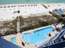 Sterling Breeze by Panhandle Getaways, Gulf Resort Beach