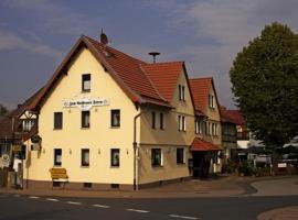 Hotel-Restaurant Zum Goldenen Stern, Großalmerode