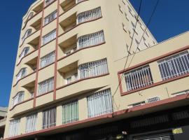 São Marcos Hotel, Ponta Grossa
