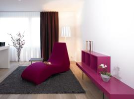 Serviced City Apartments, Zug