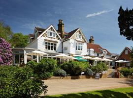 Rowhill Grange Hotel & Utopia Spa, Dartford