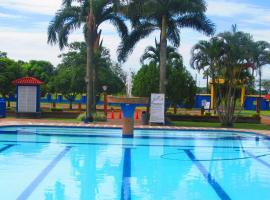 Hotel Sunrise Centro Vacacional, Villavicencio