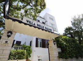 Hotel Villa delle Palme, Santa Marinella