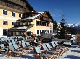 Hotel Salastrains, St. Moritz
