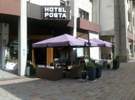 Hotel Posta, Longarone