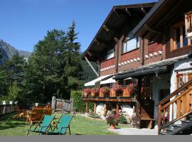 Hotel Alpina, Champex