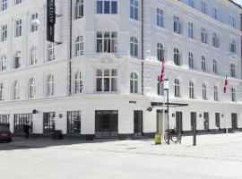 Absalon Hotel, Kodaň