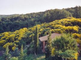 Landhaus Ginepro Rosso, Montecatini Val di Cecina