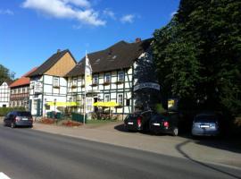 Gast- und Pensionshaus Zur Post, Liebenburg