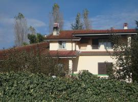 Villa Barbara, Valmontone