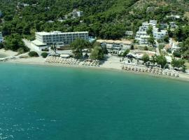 New Aegli Resort Hotel, بوروس