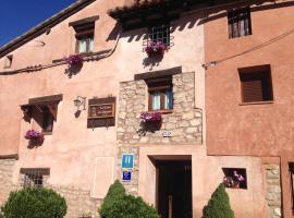 Hotel la Casa del Abuelo, Albarracín