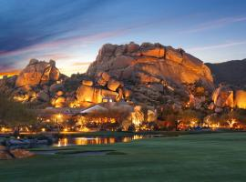 The Boulders Resort & Spa, Curio Collection by Hilton, Scottsdale