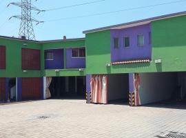 Motel Pacifico, Manzanillo