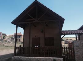 Residencial Montes Universales, Orihuela del Tremedal