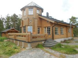 Harnäs Stugor, Hammarland