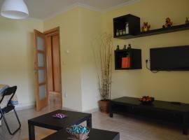 Apartment Do Sar, Santiago de Compostela