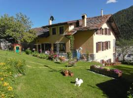 Apartment Chez Nous, Saint-Oyen