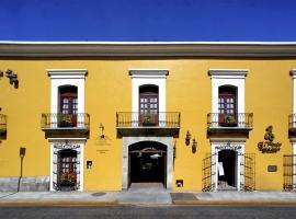 Hotel CasAntica, Oaxaca de Juárez