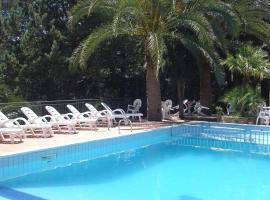 Hotel Eden, Perdifumo