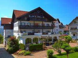 Hotel Bayerischer Hof, Oberstaufen