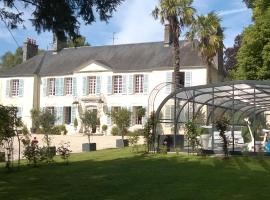 Demeure de Villiers, Coudeville-sur-Mer