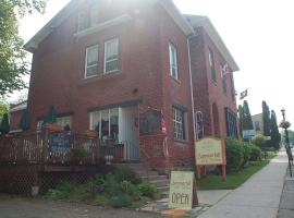 Summerhill Bed and Breakfast - Tea Room, Port Hope